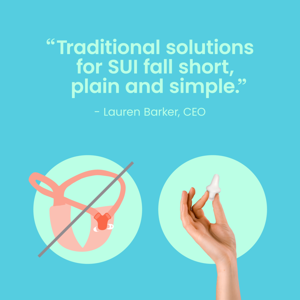 traditional solutions for SUI fall short plain and simple